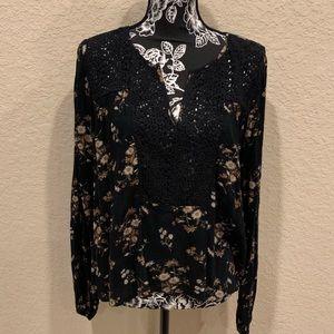 Denim & supply Ralph Lauren long sleeve blouse